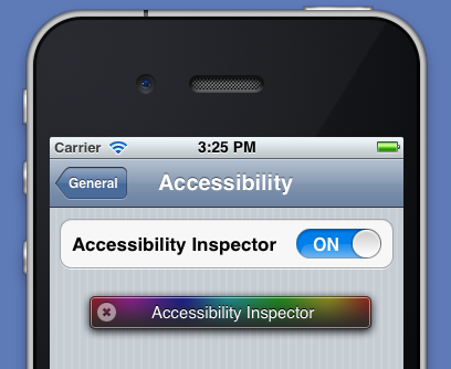 Accessiblity Inspector